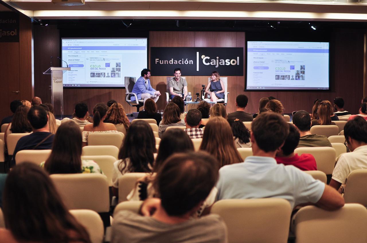 Charlas Fundación Cajasol | M2 comunicación